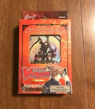 Cardfight Vanguard Dragonic Overlord Trial Deck