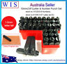 "36pc Letter & Number Punch Set,""A-Z"" Letter and ""&"" and ""0-9"",10mm(3/8"")"