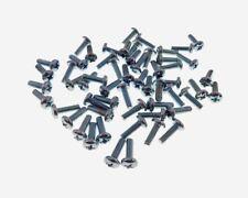 "50 Pack 1/4-20 X 3/4"" Phillips Pan Head Machine Screw MMPP004C012STLZN"