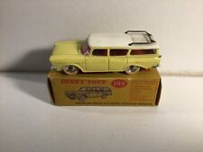 Dinky Toys 193 Rambler Cross Country Station Wagon Within Its Original Box