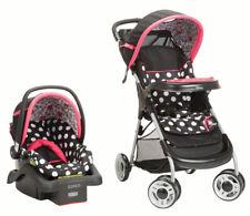 Baby Stroller N Car Seat Combo Infant Child Comfort Walker Safety Travel System