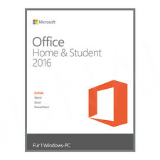 ✅ Original Microsoft Office Home and Student 2016 Lizenzschlüssel / Vollversion