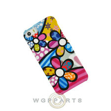 Apple iPhone 5/5S/i5S Shield Pizato Flowers Case Cover Shell Guard