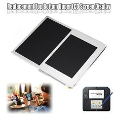 LCD Screen Display Top Bottom Upper Lower Replacement For Nintendo 2DS