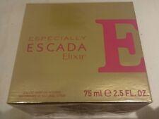 Escada Especially Escada Elixir 75ml EDP Spray Retail Boxed Sealed FASTP&P