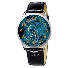 Chromium Dragon Stainless Wristwatch Wrist Watch