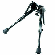 West Lake 6-9 inch Rifle Bipod Adjustable and Foldable with Spring Return