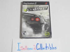 Need for Speed: ProStreet (Sony PlayStation 2, 2007) **** SEALED ****