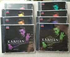KARAJAN The Lengendary Decca Recordings Vol 1-9 CD Box Set NEW