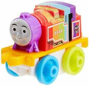 Fisher-Price Thomas & Friends Minis - Rainbow Belle (4cm Engine) - Bagged Col...