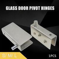 Glastürscharnier Möbelscharnier Glastürband Stahl Glastürbeschlag Türband