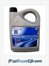 5 LITRI OLIO MOTORE OPEL 5W30 DEXOS2 ACEA C3 API SN/CF LONGLIFE GM-LLA025 LLB025