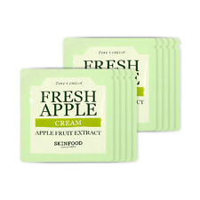 SKINFOOD Fresh Apple Cream Samples - 10pcs