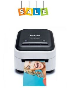 (VC-500W) Brother Wireless Colour Label Printer Prints upto 50mm wide labels