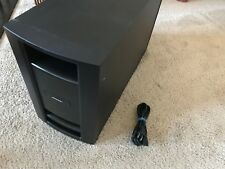 Newest Version Bose PS28 III Subwoofer 110V-240V From Bose SoundTouch 525