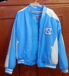 Vintage North Carolina Tar Heels Varsity Jacket