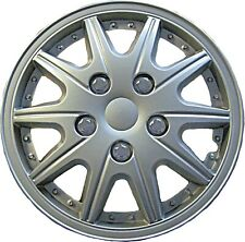 Simply SWT108 Jazz Wheel Trims,14 Inches, Set of 4, Universal Fit Hub Caps,