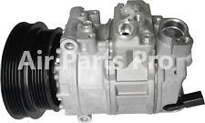 A/C Compressor W/Clutch NEW VW, W2.5L 05-12, Sanden type 4572, 8689, 4574, 4568