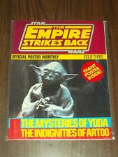 STAR WARS EMPIRE STRIKES BACK OFFICIAL POSTER MONTHLY #3