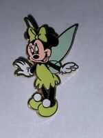 Disney Parks MINNIE MOUSE AS TINKERBELL Enamel Trading PIN 2013 US Seller