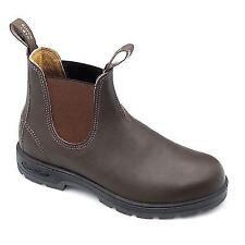 Blundstone 550 Brown Tan Premium Quality Leather Classic Chelsea Boots Australia