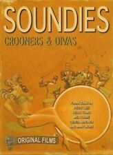 Soundies - Crooners & Diva's    New  Dvd  ( Frank Sinatra, Gene Austin )