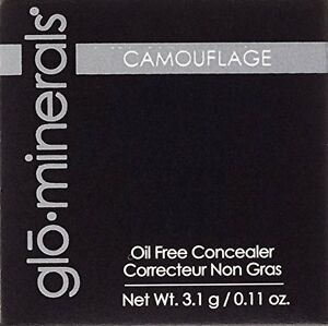 Glominerals gloCamouflage Oil Free Concealer - 0.11 oz / 3.1 g  (Free Shipping)