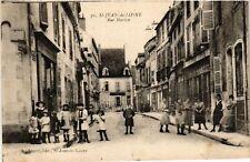 CPA  St-Jean-de-Losne - Rue Marion    (586508)