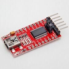 FTDI USB-TTL Serial Modul FT232RL 3,3V und 5V ISP USB Arduino Pro Mini Adapter