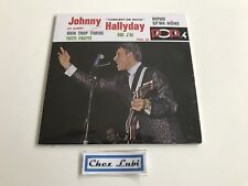 Johnny Hallyday - Concert De Rock En Public - Pox 42 - CD - Neuf Sous Blister