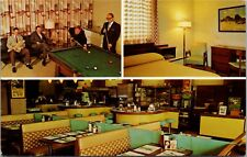 Empress Hotel Peterborough Ontario ON Multiview c1963 Vintage Postcard D36