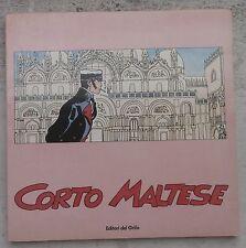 Corto Maltese Catalogue d'exposition EO italienne 1985 Ed Del Grifo TTBE