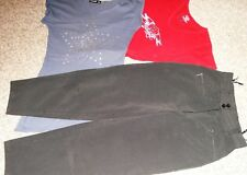3-teiliges Bekleidungspaket, Gr.34/36,2 Shirts,1 Hose,gepflegter Zustand