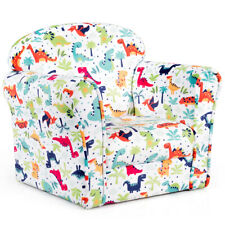 Kids Single Sofa Recliner Children's Armrest Chair Cute Boys& Girls Gift