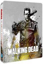 The Walking Dead  Season 7 Exclusive Steelbook 5-Disc Blu Ray (Region B locked)
