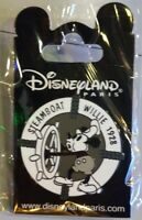 PIN Disneyland Paris MK / Mickey STEAMBOAT