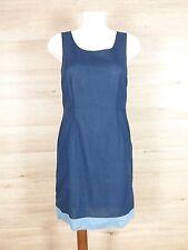 Hugo Boss Damen Kleid Gr 36  S  In Blau  Red Label  Neuwertig   (B0519)