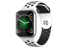 Smartwatch F8 IPS Touchscreen Display Bluetooth Fitness Pulsuhr wasserdicht iOS