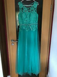 Festliches Kleid Gr.46 US.14, Farbe Mint, Ever-Pretty