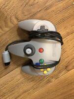 Original Nintendo 64 N64 Gray Controller 10/10 NUS-005 OEM original stick