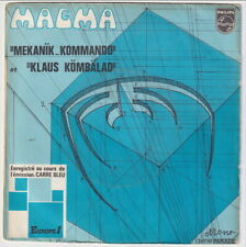 MAGMA * Mekanik_Kommando * PROG FUSION * 1972 French 45 * Listen!