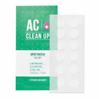 [ETUDE HOUSE] AC Clean Up Spot Patch 12 Patches/1 Sheet