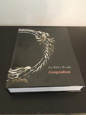 Livre artbook Elder scrolls online skyrim 700 pages Collector fanbook FRANCAIS