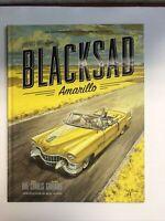 Blacksad: Amarillo, Hardcover HC (2014) (NM), Juan Diaz Canales
