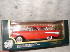 1990 New In Box Road Tough 1957 Chevrolet Nomad Car ~ 1957 Chevy 1.18, cars