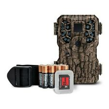 Stealth Cam PX18 Camo 8.0 MP Scouting Camera & Video Recorder w/Batteries & Card