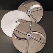 Vintage Oster Regency Kitchen Center -Food Processor 3 Replacement Discs