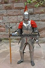 Armor Renaissance 15th Century Combat Suit of Armor Medieval Knight Costume