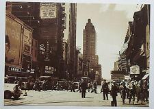 Schöne alte Ansichtskarte AK - New York Untitled B509 Tushita Germany