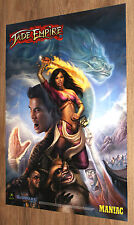 Jade Empire double sided / Doppelseitig Poster 58x82cm